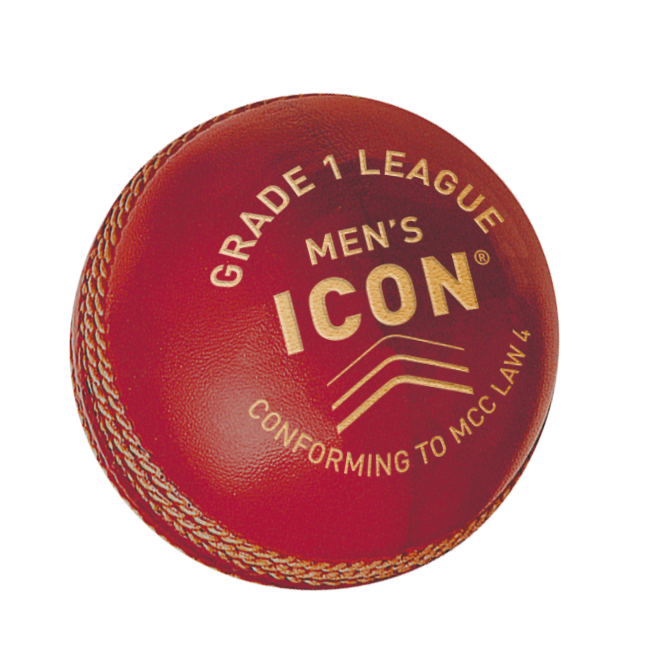 Cricket Ball Icon Grade 1 League - Mens