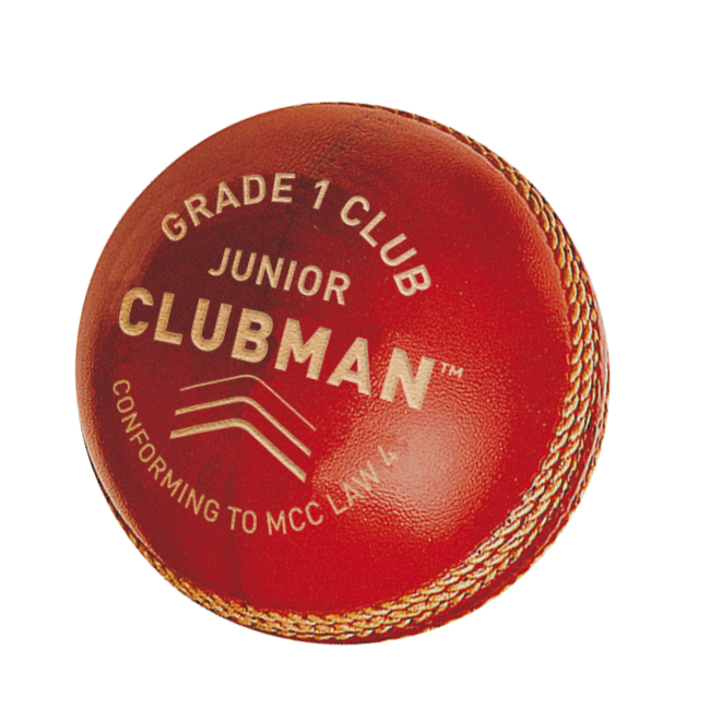 Cricket Ball Clubman Grade 1 Club - Junior