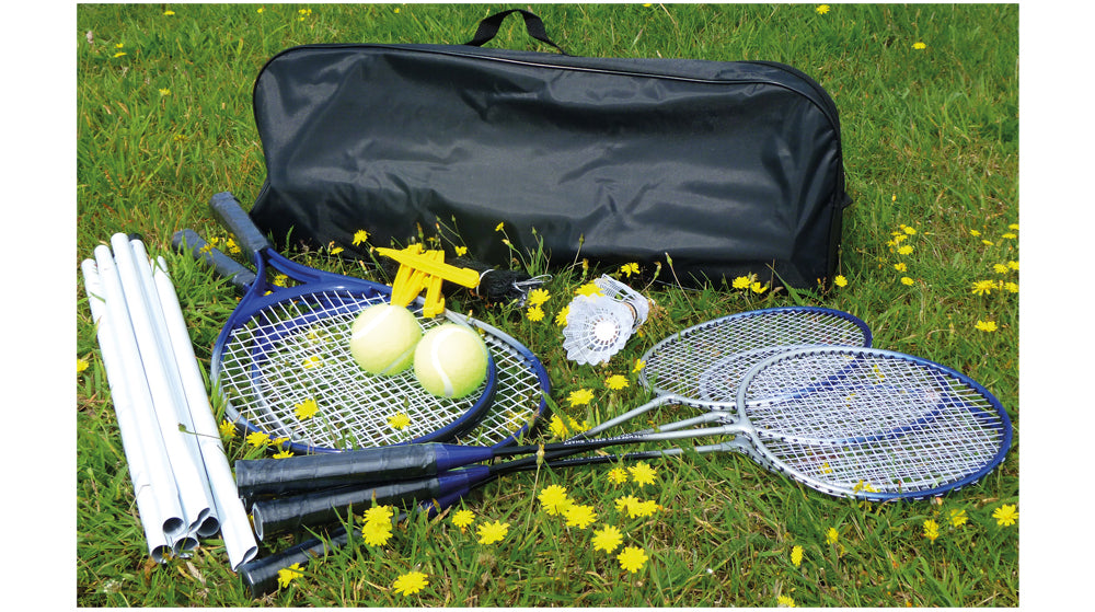 Badminton / Tennis Combo Set
