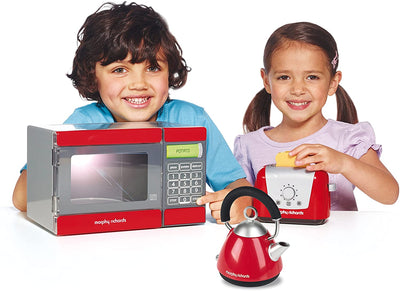 M.R. Microwave, Kettle & Toaster