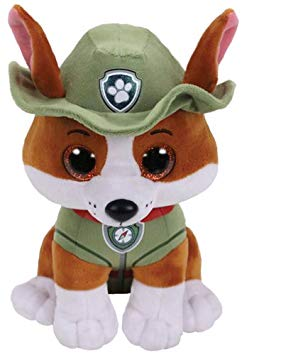 Ty Tracker 15 cm Paw Patrol Multi-coloured Toy
