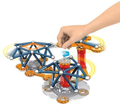 Geomag Mechanics - 146pcs