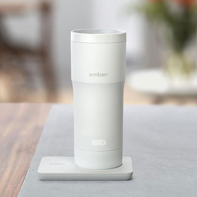 Ember Travel Mug - White 1st Edition