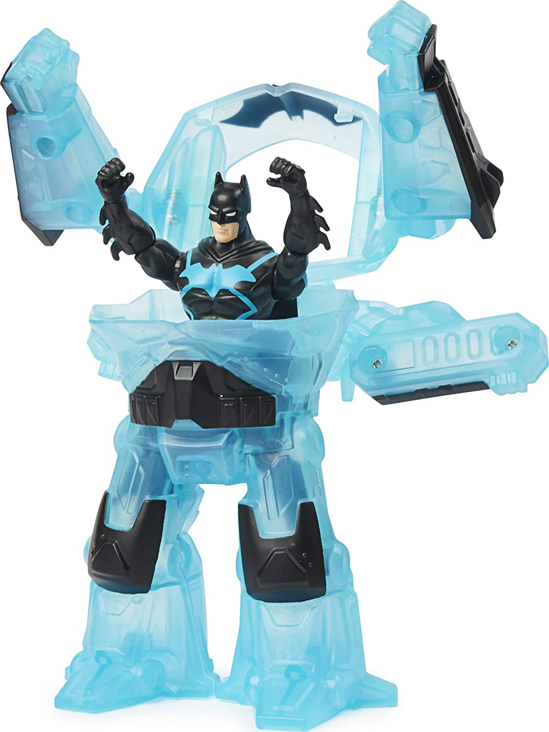 """4"""" Figure Tech Suit Solid  - Batman"""