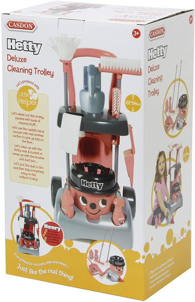 Deluxe Hetty Cleaning Trolley