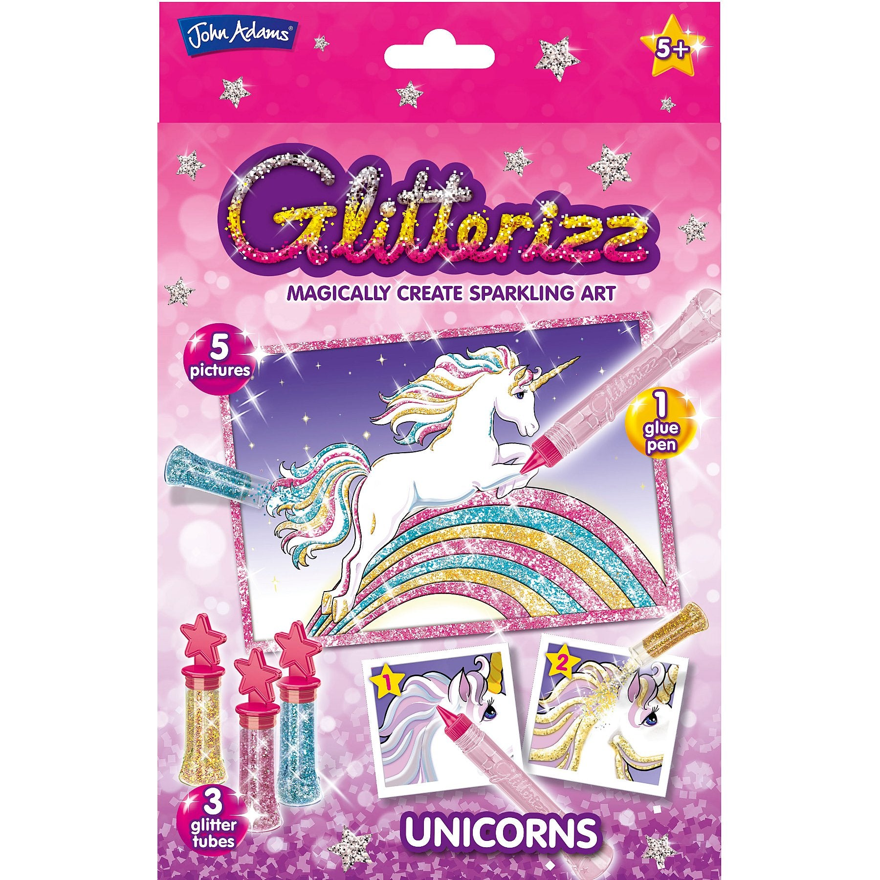 Glitterizz - Unicorns