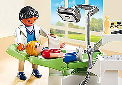 Playmobil City Life Dentist with Patient