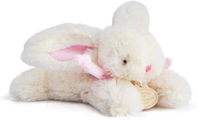 Doudou et Compagnie - Candy Rabbit Soft Toy 16 cm Pink