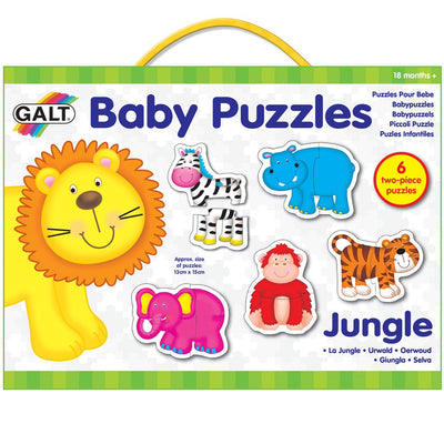 Galt Baby Puzzles - Jungle