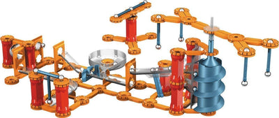 Geomag Mechanics Gravity Shoot & Catch - 243 PCS
