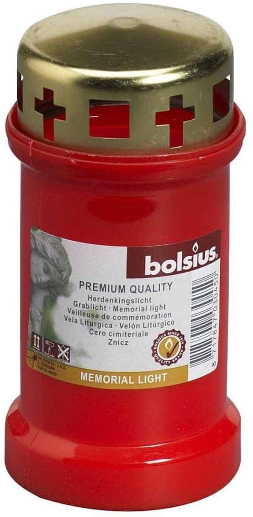 Bolsius Memorial Light Candle