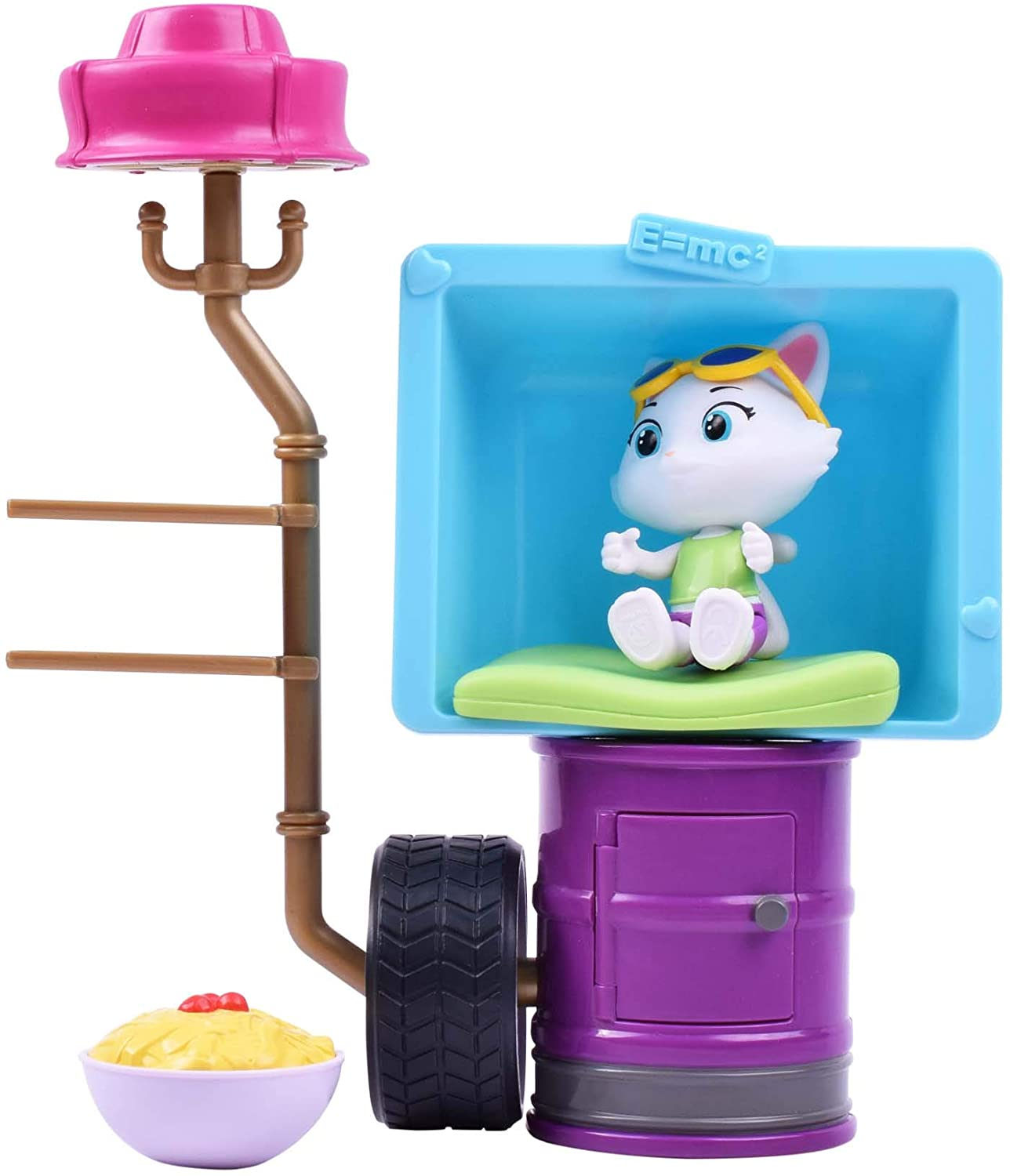 44 Cats Playset Milady