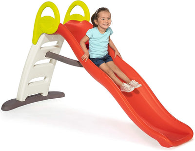 Funny Garden Slide with Long Double Dip