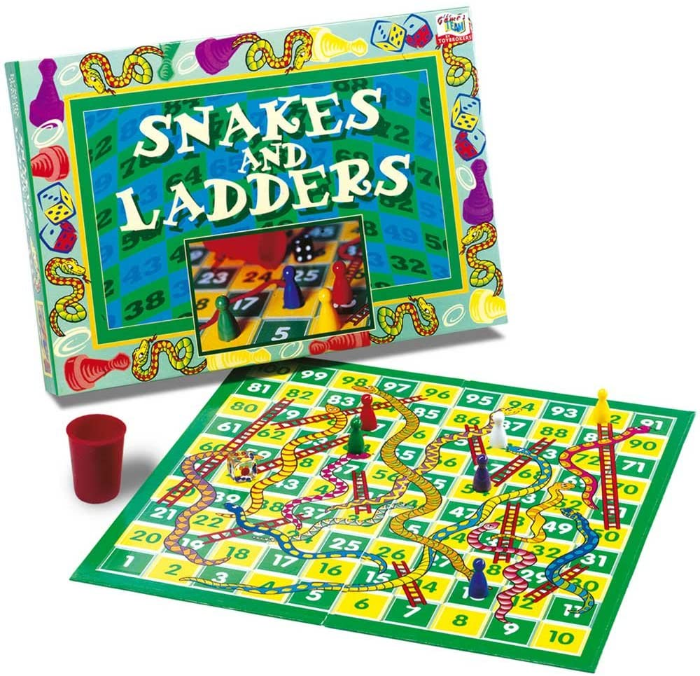 John Adams Snakes And Ladders