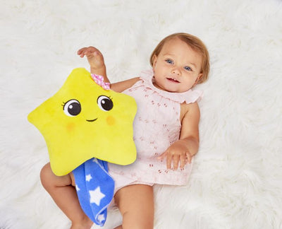 L/T Little Baby Bum Twinkle the Star Plush