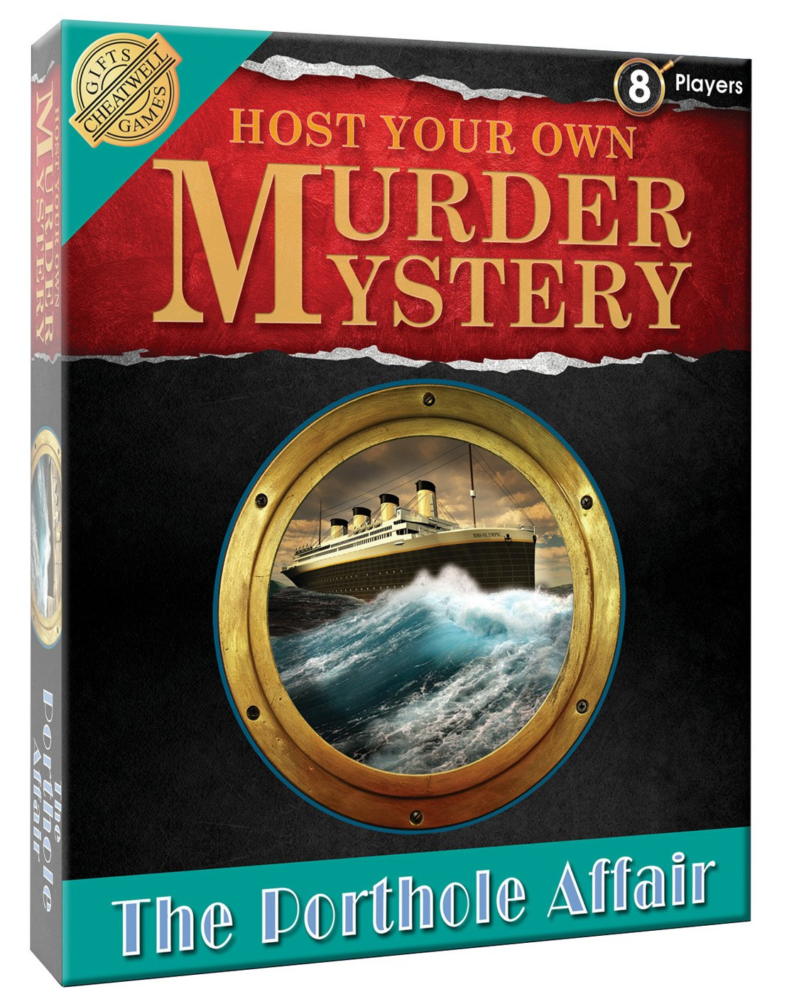 Cheatwell Games - Murder Mystery - The Porthole Affair