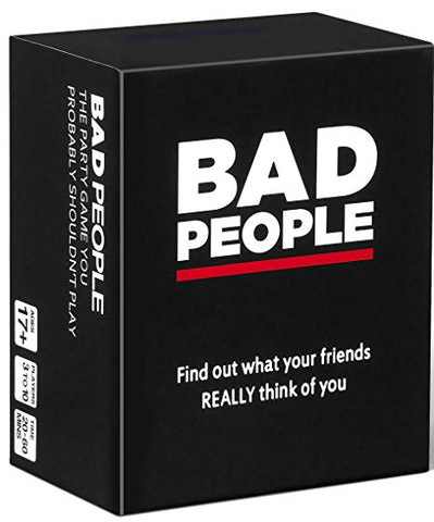 Bad People: Find Out What Your Friends Really Think
