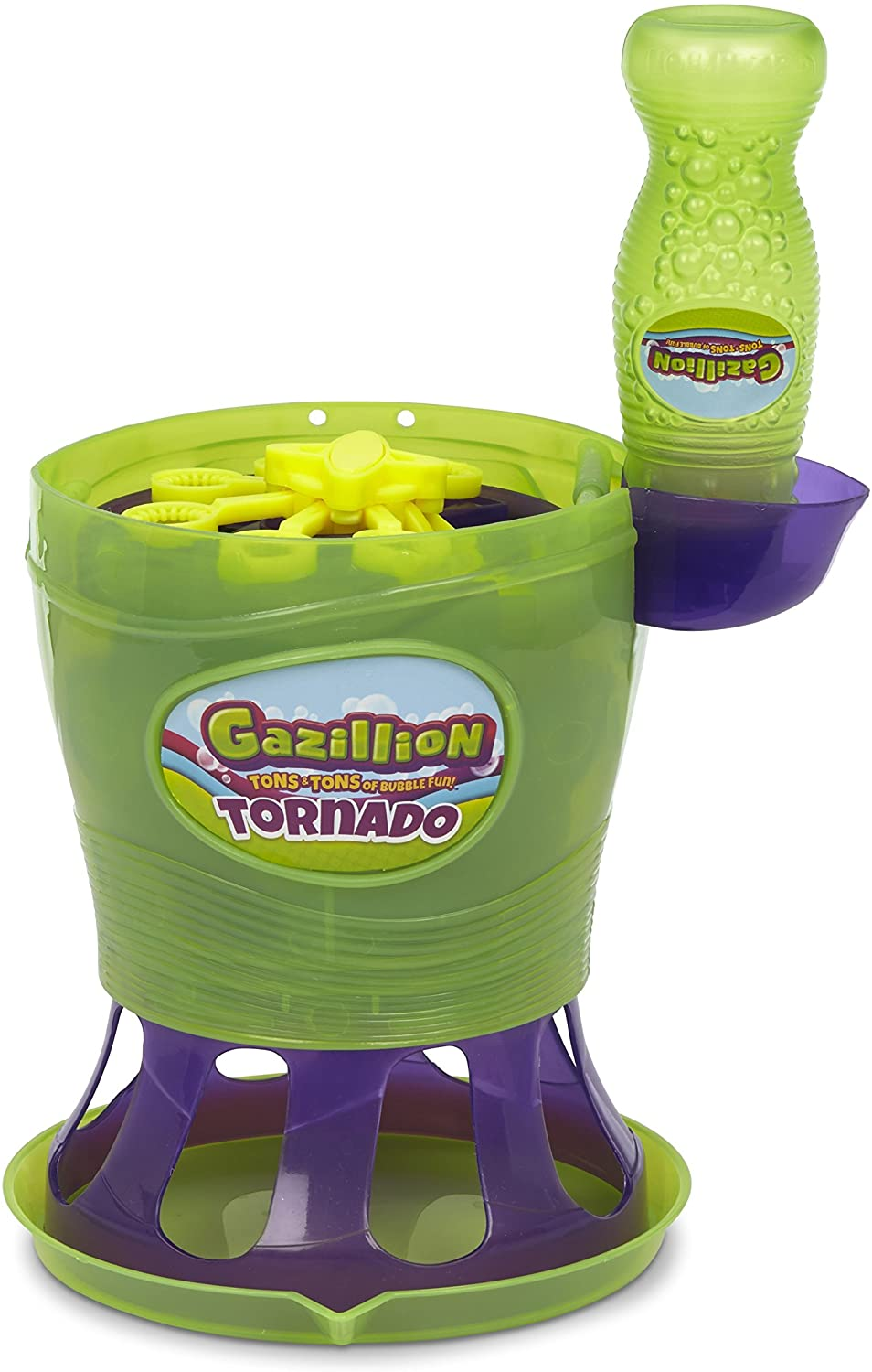 Gazillion Tornado Bubble Toy