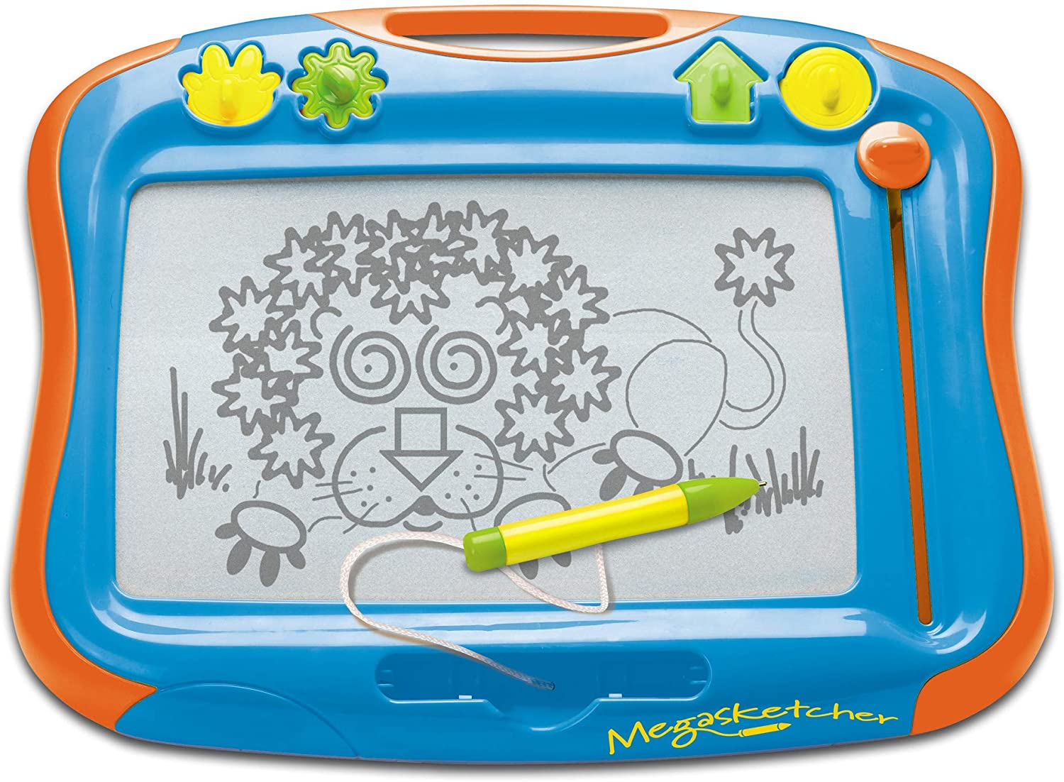 TOMY Megasketcher Magnetic Drawing Board