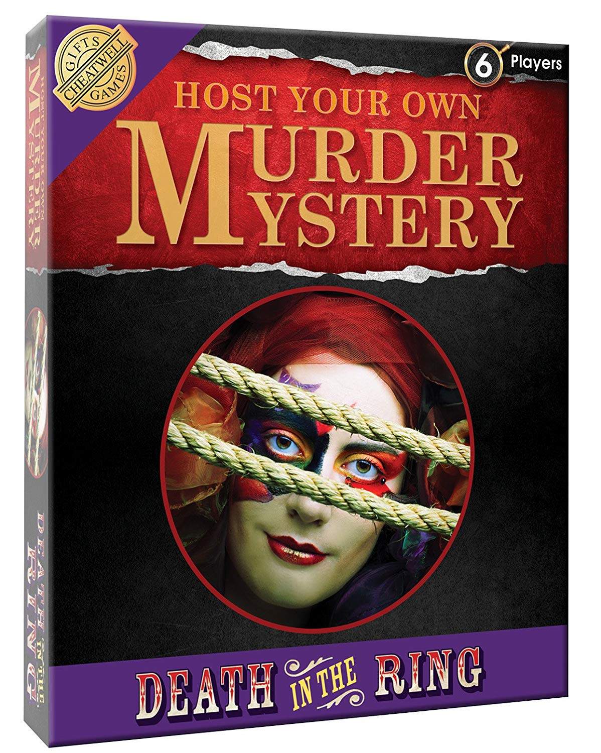 Cheatwell Games - Murder Mystery - Death in The Ring