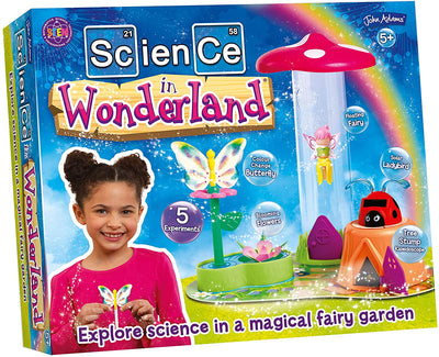 John Adams Science in Wonderland (NEW)