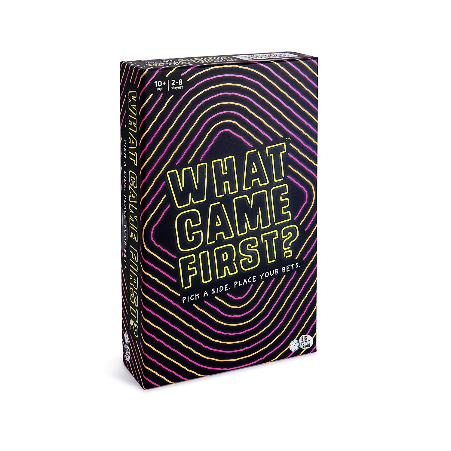 What Came First? The Board Game about Picking Sides and Betting Big