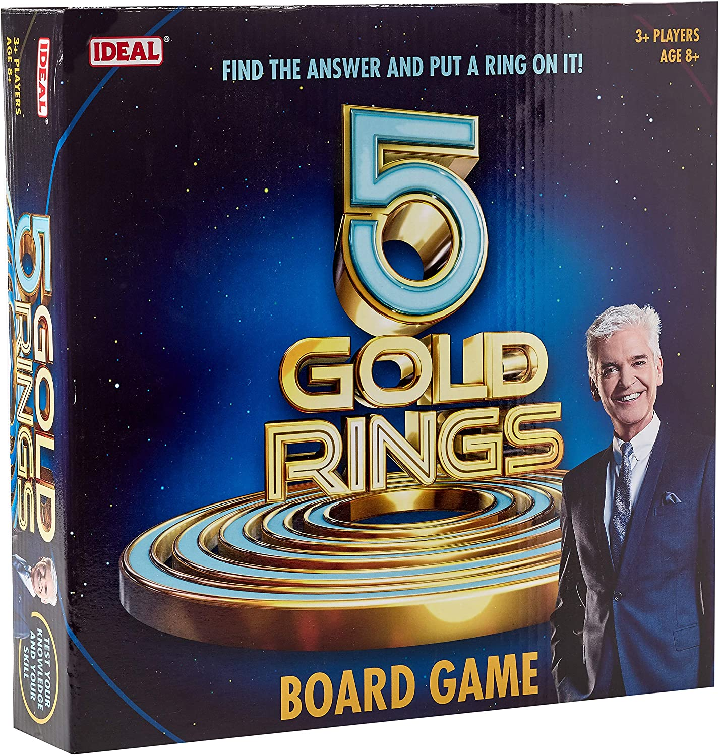 John Adams Five Gold Rings