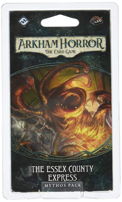 The Essex County Express: Arkham Horror LCG Exp.