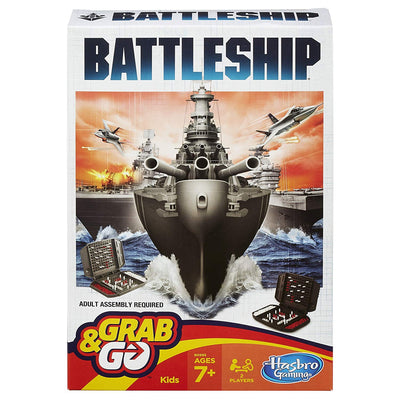 Grab and Go Battleship Game