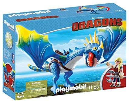 DreamWorks Dragons© Astrid & Stormfly by Playmobil
