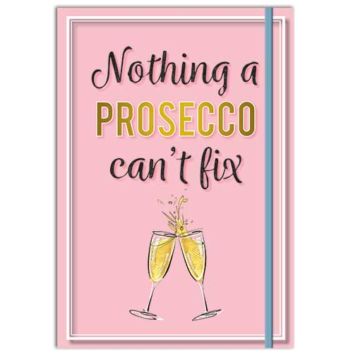 A5 Notebook - Prosecco