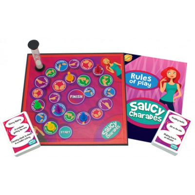 Cheatwell Games Saucy Charades Game