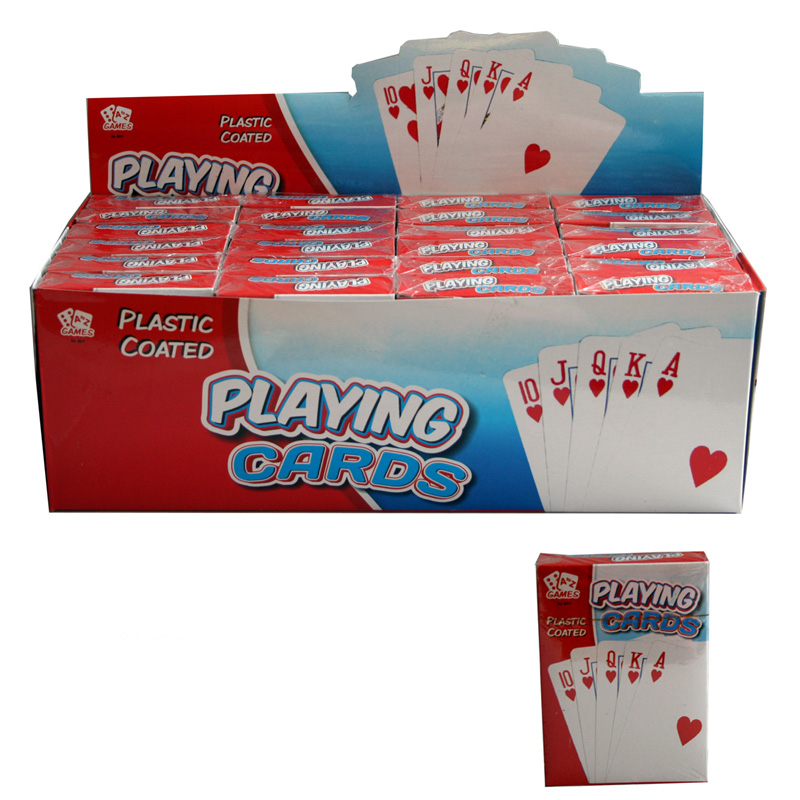 A to Z Playing Cards