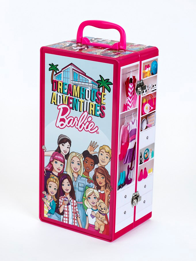 Barbie wardrobe case