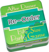 Bite-Size After Dinner Party Games