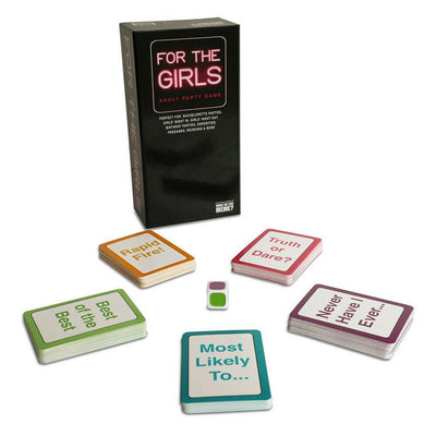 Bookspeed for The Girls Adult Party Game