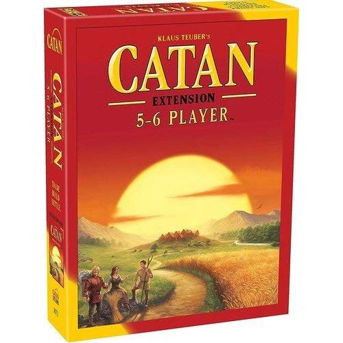 Catan Extension for 5-6 Players