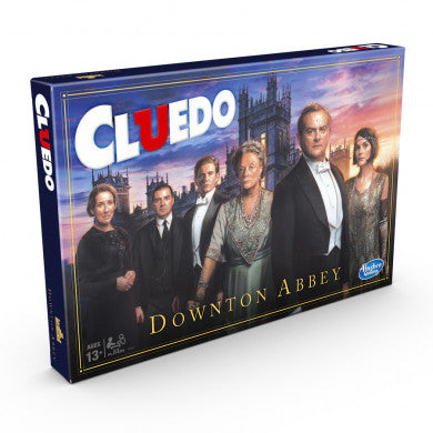 Cluedo Downton Abbey Edition Board Game