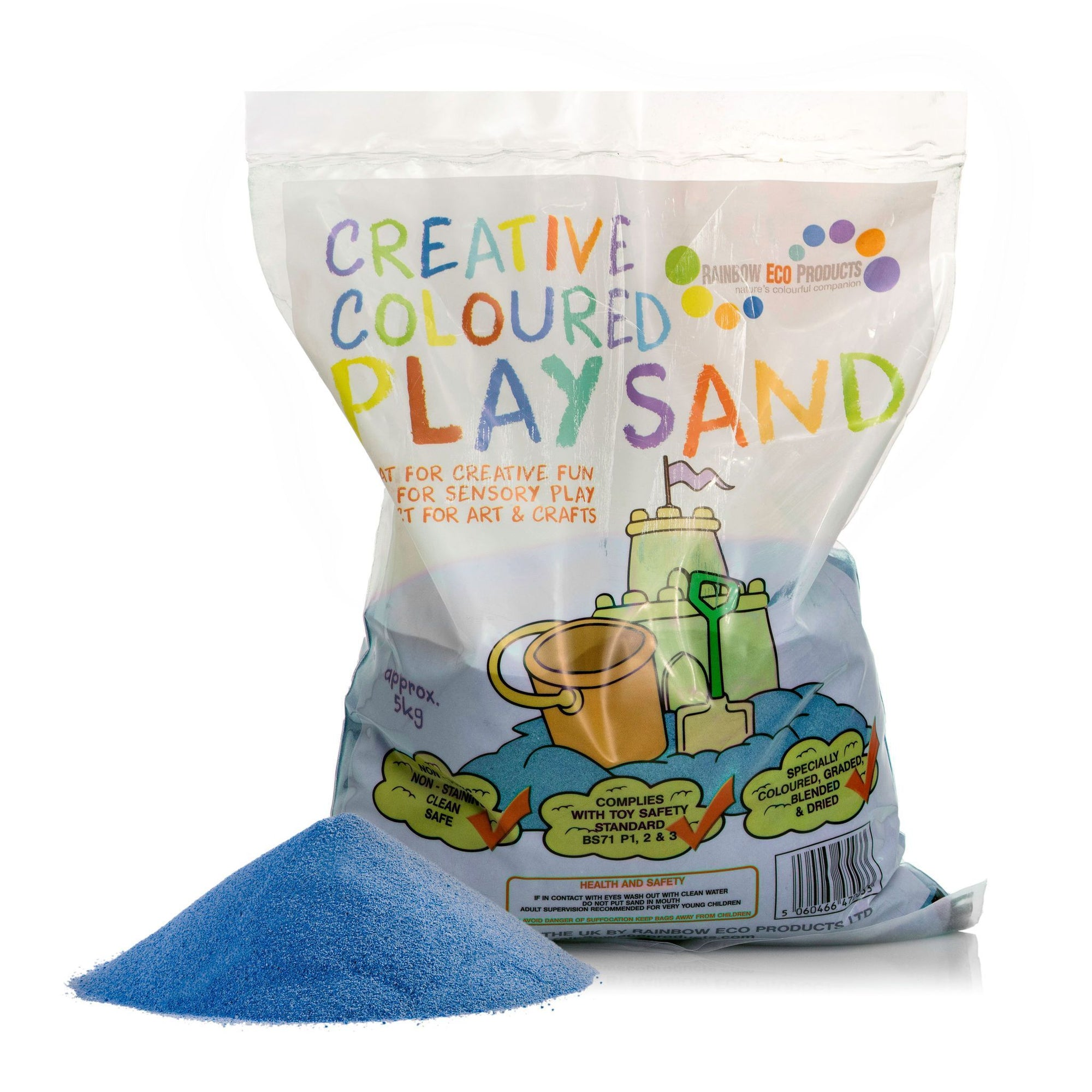 Coloured Sand - 5kg Bag