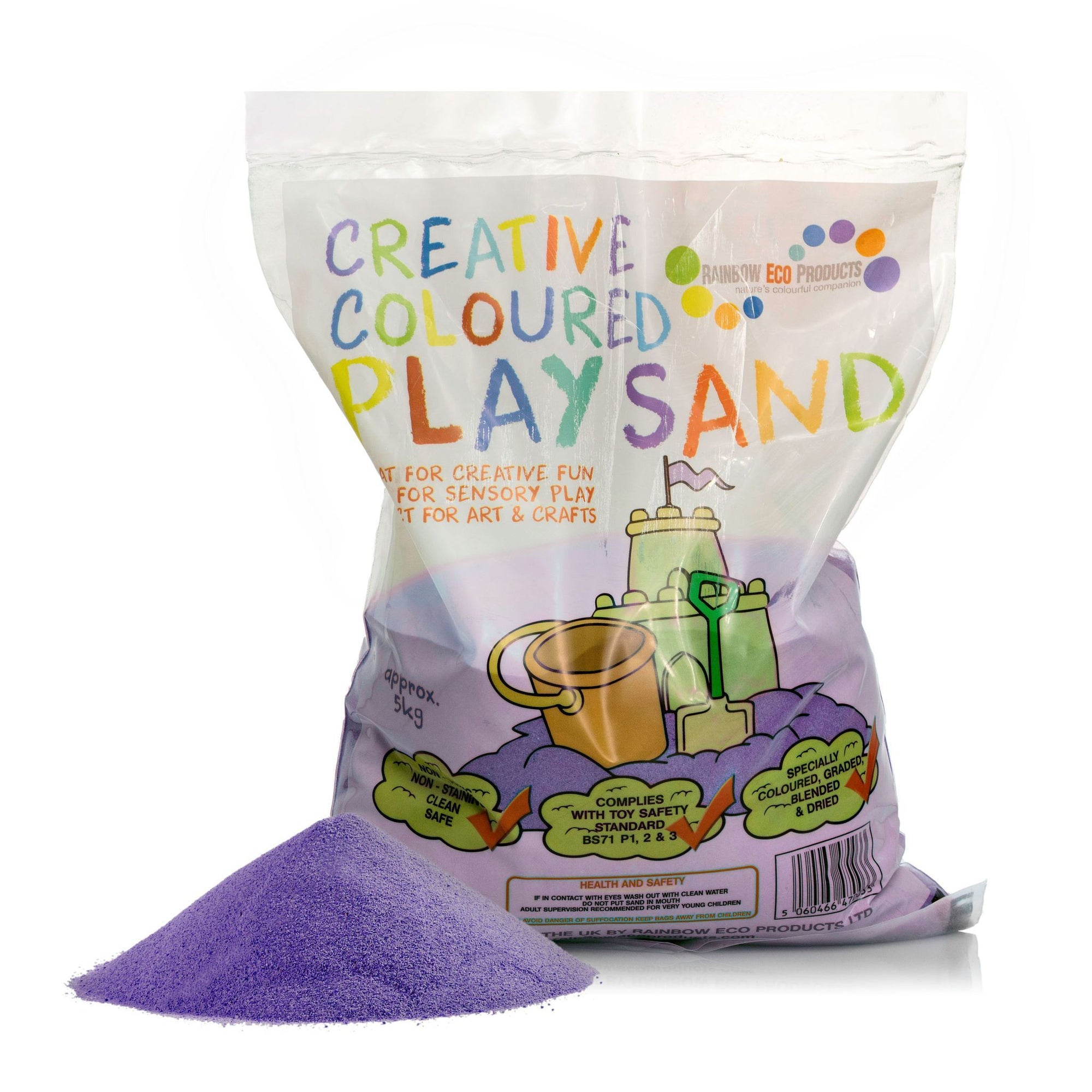 Coloured Sand - 15kg Bag