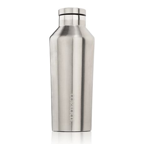 Corkcicle Canteen 9oz - Steel