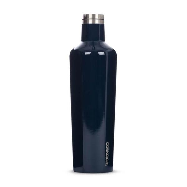 Corkcicle Canteen 25oz/750ml - Gloss Navy