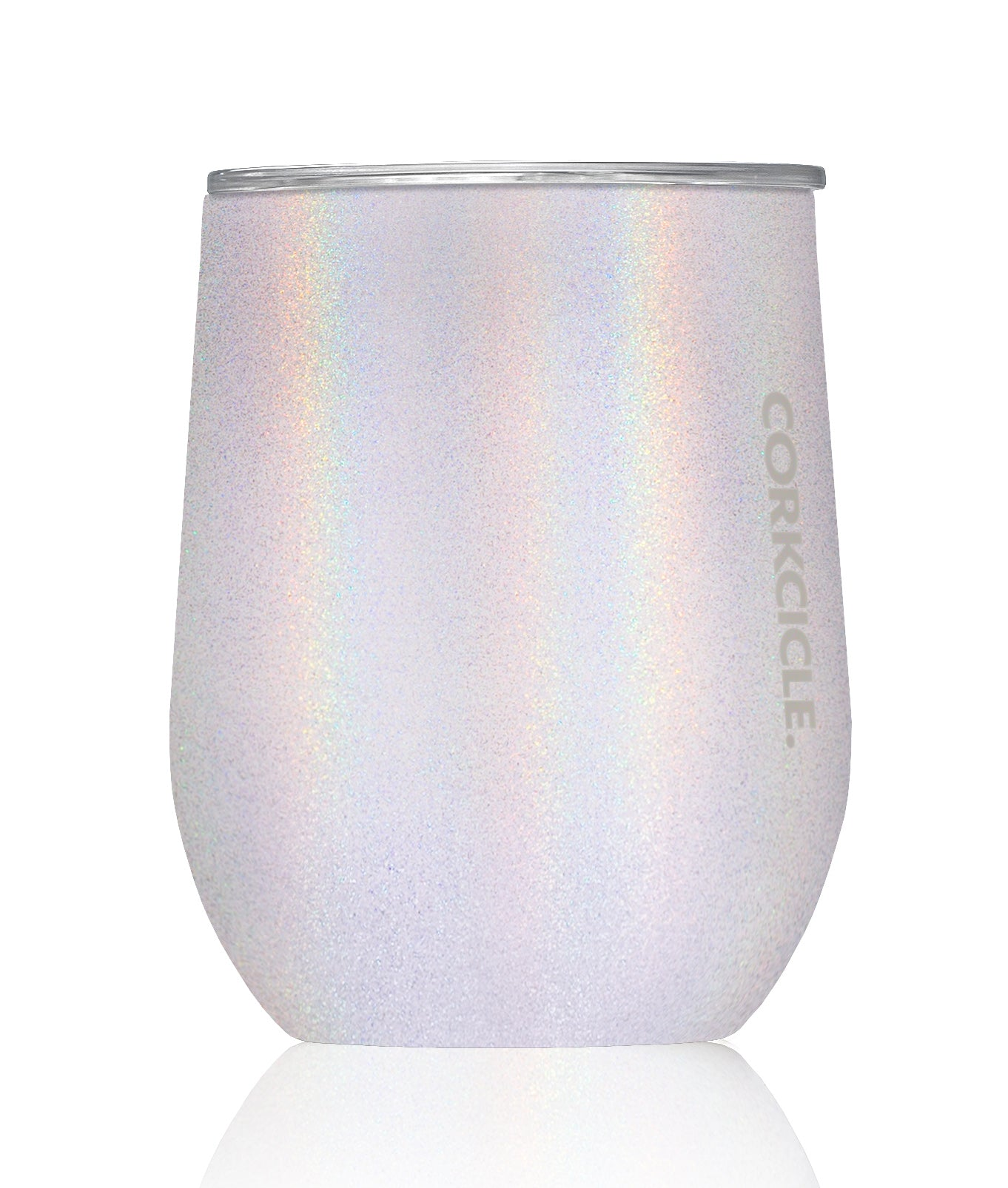 Corkcicle Stemless 12oz/355ml - Sparkle Unicorn Magic