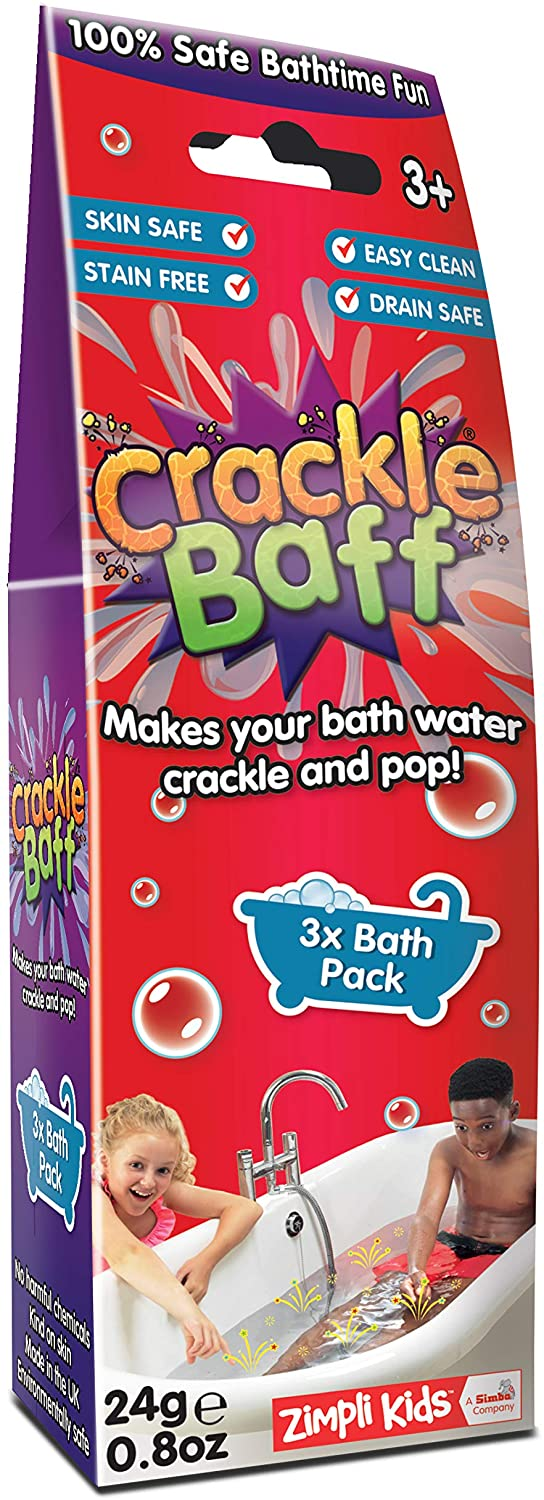 Crackle Baff 24g - 3 Bath Pack