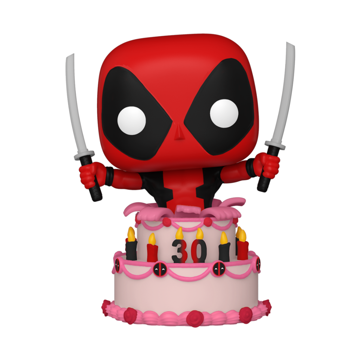 POP Marvel: Deadpool 30th - Pre-Order