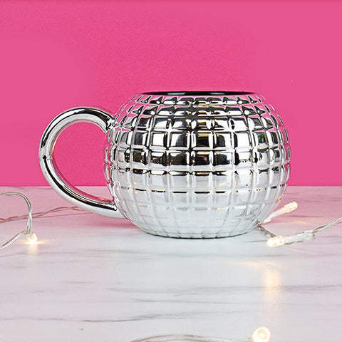 Disco Ball Mug Novelty