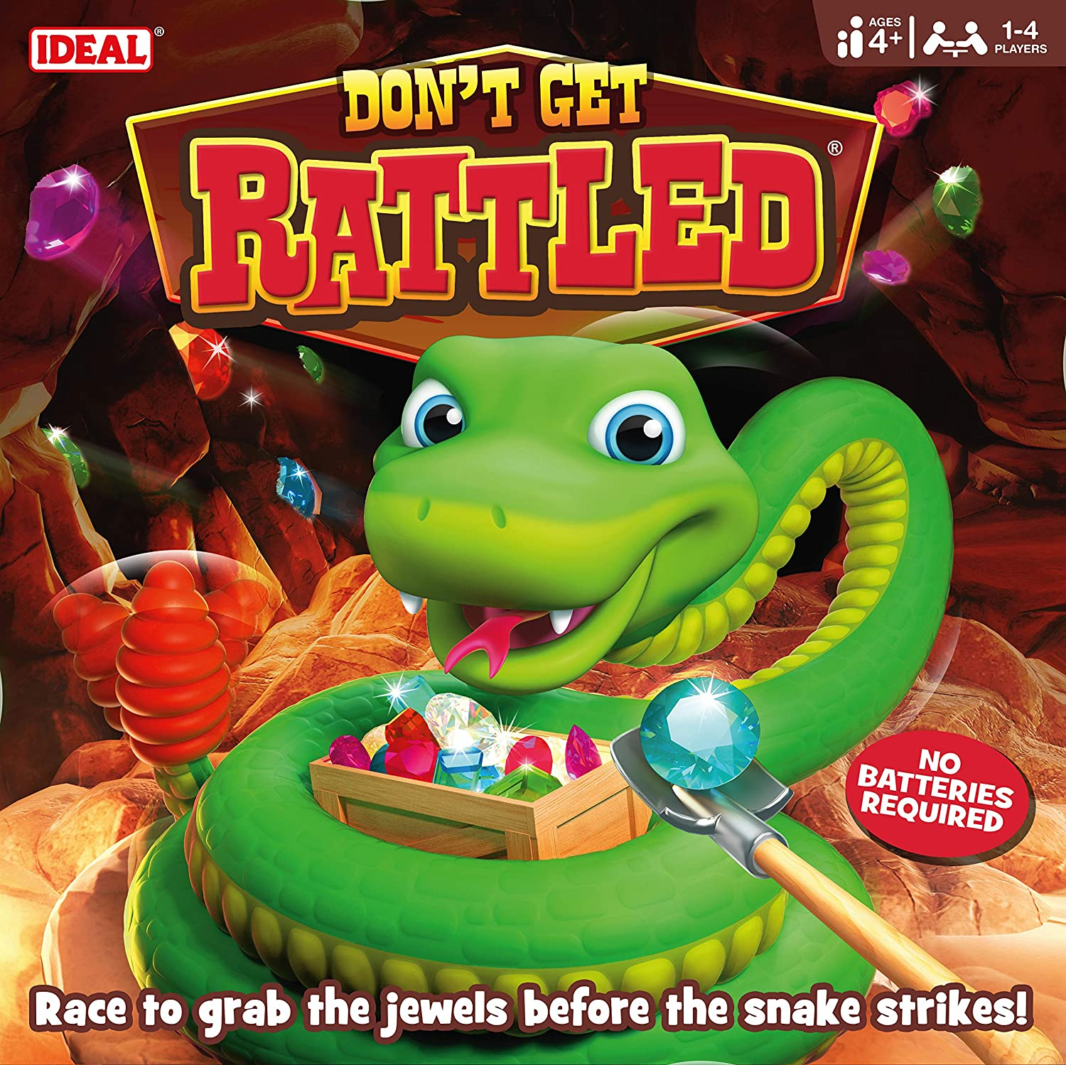 Don't Get Rattled Action Game