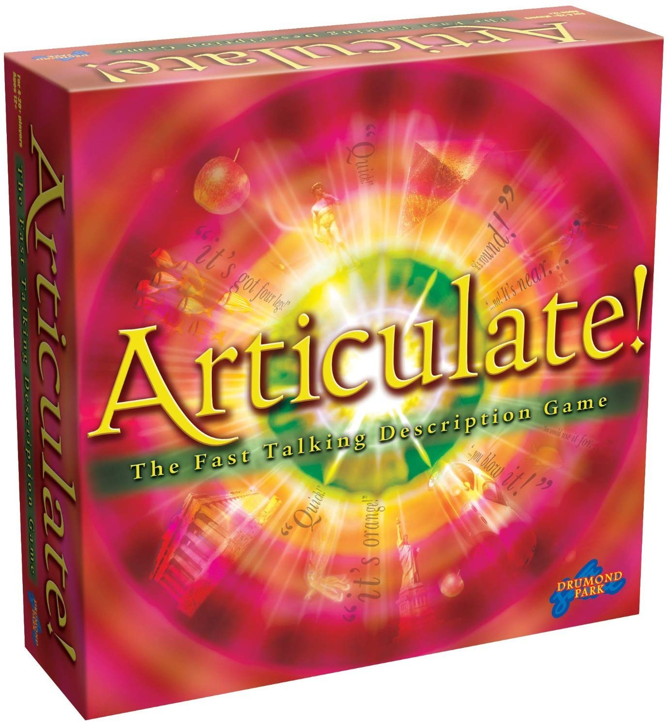 Drumond Park Articulate! Family Board Game