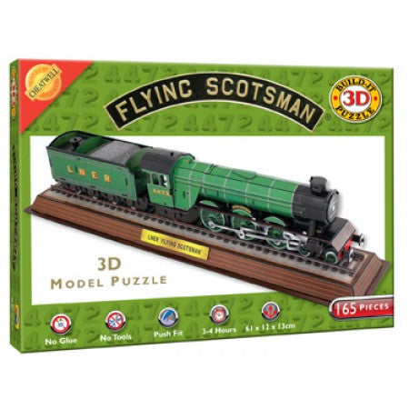 Build It 3D Puzzle - Flying Scotsman