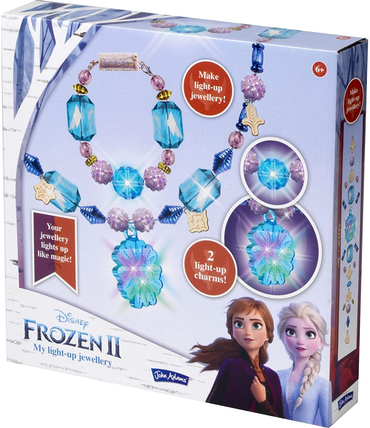 Frozen II Light-Up Jewellery